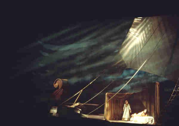 Tristan Und Isolde 1974