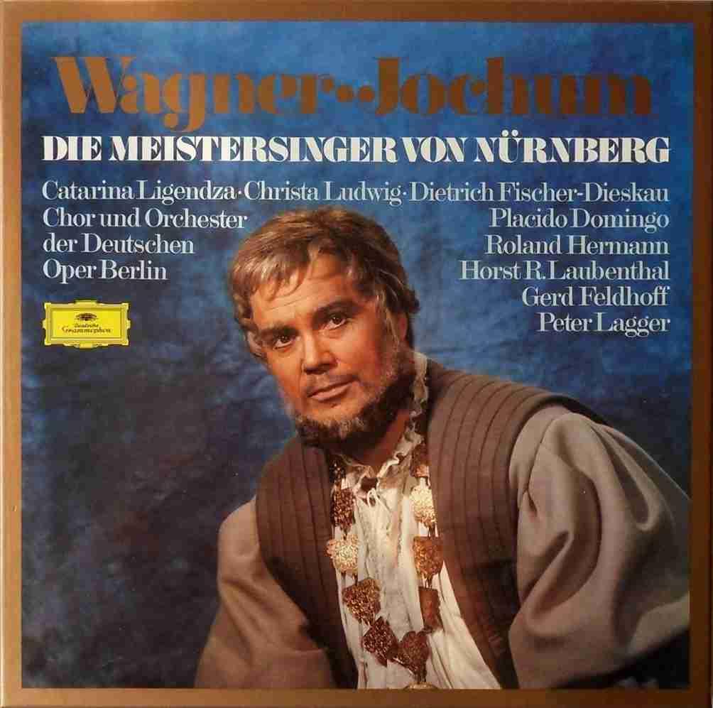 Meistersinger Von Nürnberg 1976 Jochum Berlin Wagner Discography