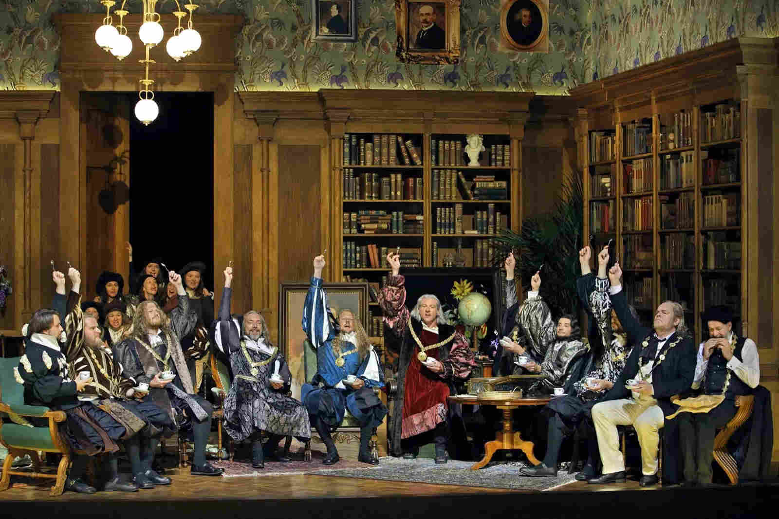 Meistersinger Bayreuth 2021